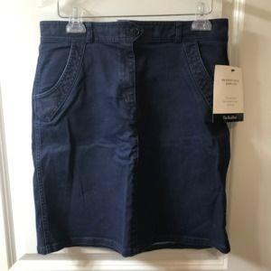 A.P.C. Women's 38 Denim Skirt